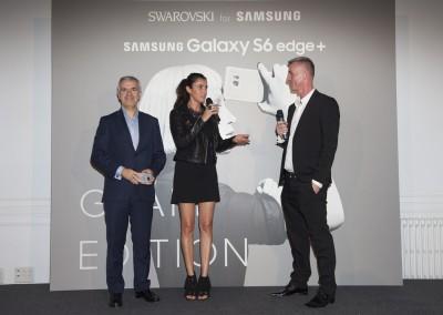 Swarovski – Samsung