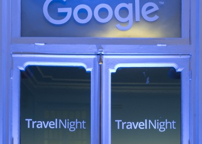 Google Travel Night